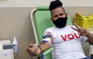 Programa de voluntariado da Usiminas promove campanha de doação de sangue