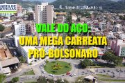 Vale do Aço realiza mega carreta pró-Bolsonaro