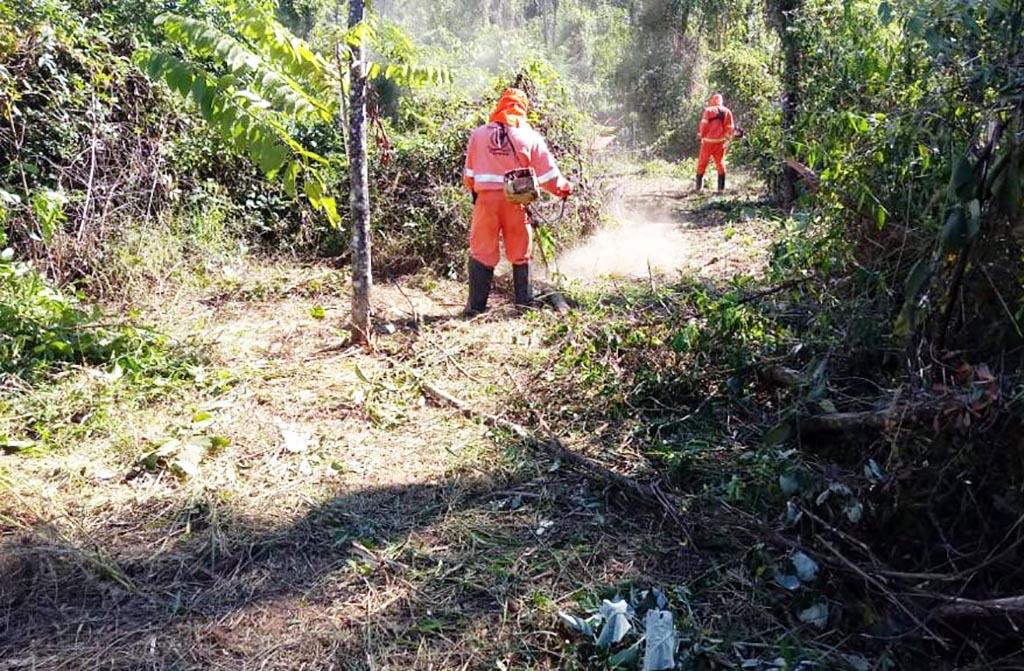 Ipatinga reforça ações de proteção contra queimadas