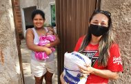 Projeto Ajudôu de Timóteo realiza campanha de doação de alimentos