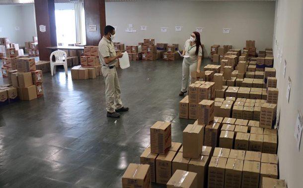 Cenibra doa itens de saúde para hospitais e postos de saúde da região