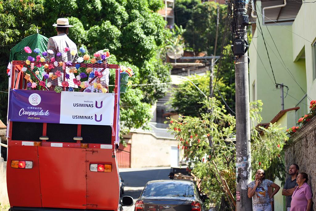 Circuito Comunidade realiza última rodada do mês das mães