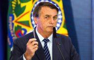 """Bolsonaro sobe o tom e diz: """"Se não tiver voto impresso, não terá eleição"""""""