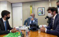 Prefeito de Ipatinga se reúne com ministro da Saúde