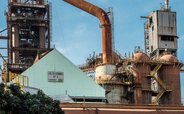 Usiminas retoma as operações do Alto-Forno 2 em Ipatinga
