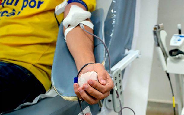 Campanha incentiva a doação de sangue