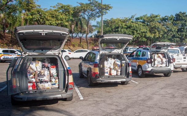 Campanha arrecada cestas básicas para famílias necessitadas em Ipatinga
