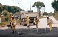 Distrito Industrial de Santana do Paraíso recebe obras de melhorias