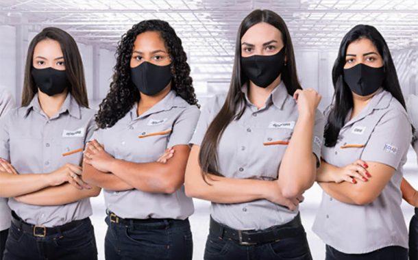 Mulheres assumem cargos no pátio de matérias-primas da Aperam, em Timóteo