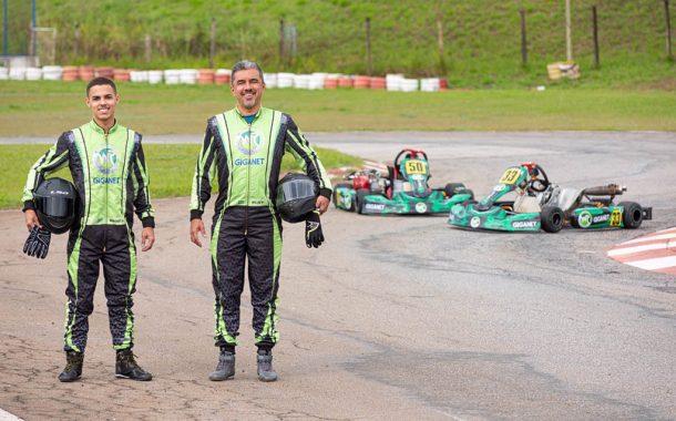 Copa WR Vale do Aço de Kart é a atração deste domingo em Ipatinga