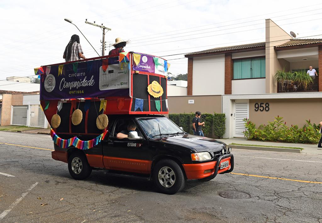 Santa Mônica e Horto em Ipatinga recebem Arraial Itinerante no domingo