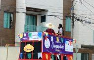 Instituto Usiminas promove segunda rodada do Arraial itinerante deste mês