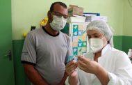 Covid-19: Fabriciano se aproxima de 40 mil vacinados com a 1ª dose