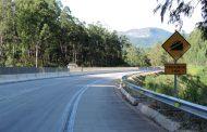 Pistas duplicadas da BR-381/MG ganha nova sinalização rodoviária