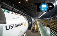 Usiminas é considerada uma das empresas mais inovadoras do país