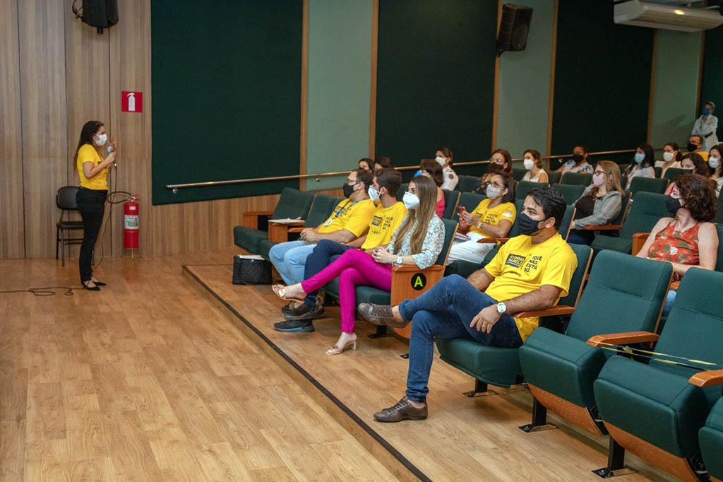 Setembro Amarelo: Ipatinga inicia oficialmente atividades