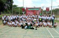 Usipa promove ação esportiva no Parque Ipanema